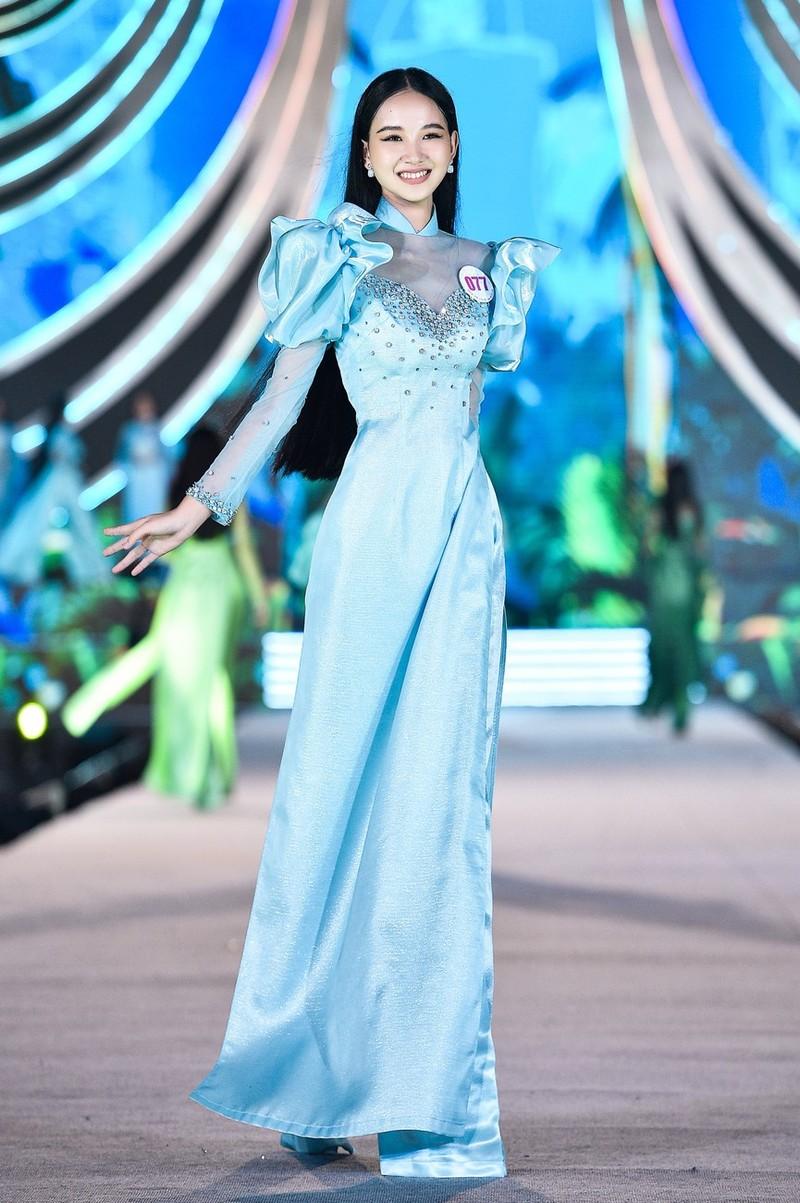 Ngắm Trúc Linh tốp 5 Người đẹp Du lịch Hoa hậu Việt Nam 2020 - ảnh 7
