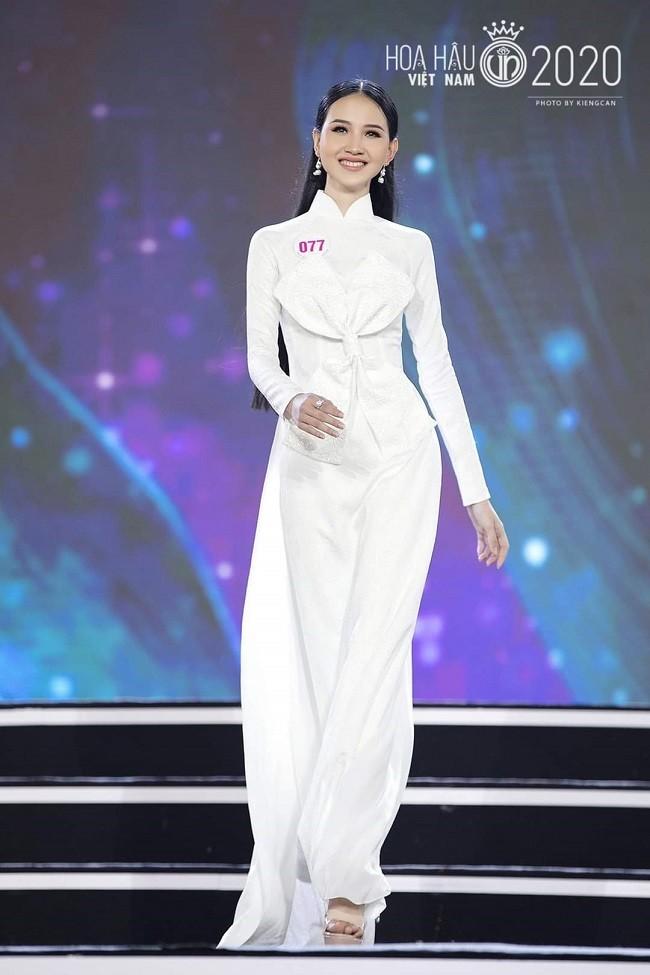 Ngắm Trúc Linh tốp 5 Người đẹp Du lịch Hoa hậu Việt Nam 2020 - ảnh 3