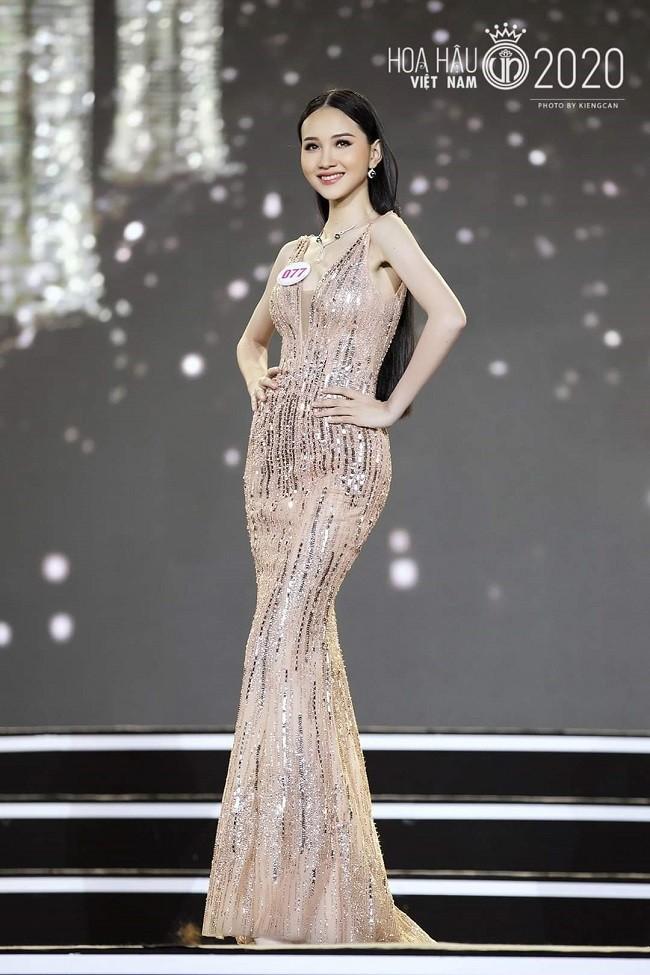 Ngắm Trúc Linh tốp 5 Người đẹp Du lịch Hoa hậu Việt Nam 2020 - ảnh 2