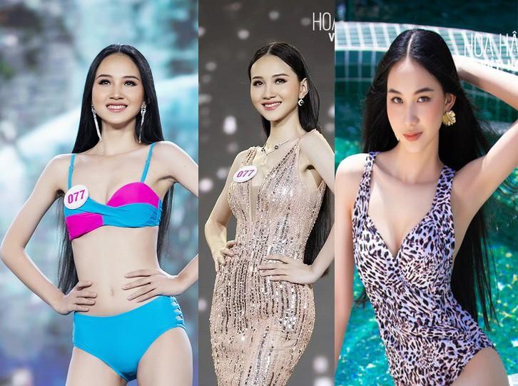 Ngắm Trúc Linh tốp 5 Người đẹp Du lịch Hoa hậu Việt Nam 2020 - ảnh 11