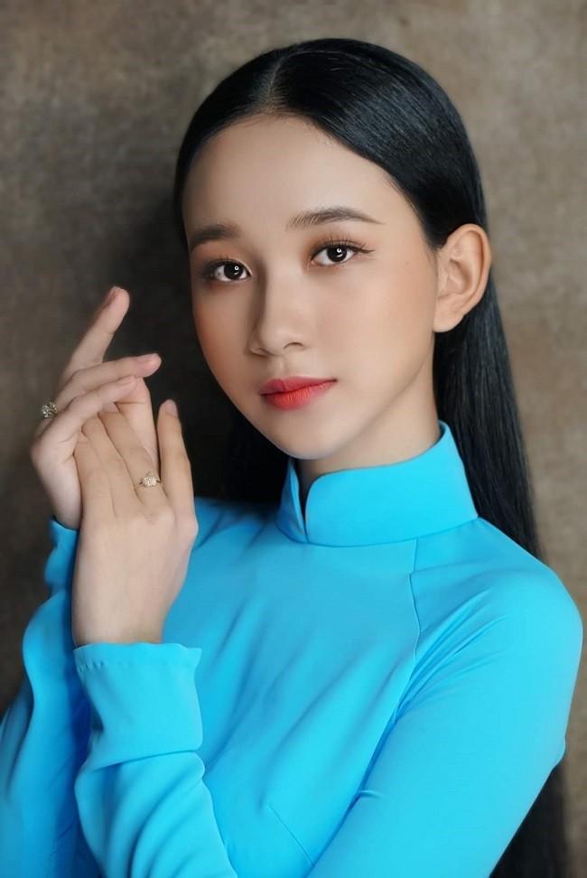 Ngắm Trúc Linh tốp 5 Người đẹp Du lịch Hoa hậu Việt Nam 2020 - ảnh 1