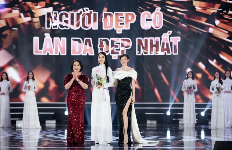 Phương Quỳnh - người đẹp có làn da đẹp nhất Hoa hậu Việt Nam  - ảnh 21