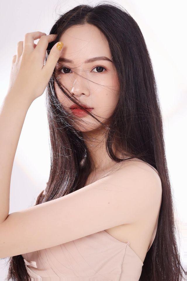 Phương Quỳnh - người đẹp có làn da đẹp nhất Hoa hậu Việt Nam  - ảnh 1