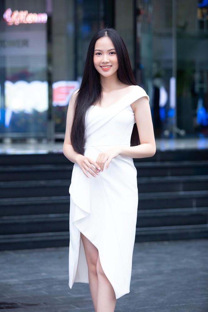 Phương Quỳnh - người đẹp có làn da đẹp nhất Hoa hậu Việt Nam  - ảnh 6
