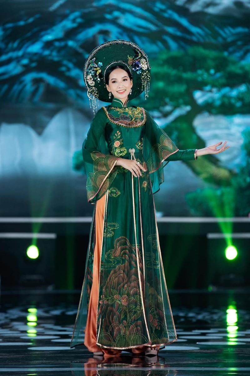 Phương Quỳnh - người đẹp có làn da đẹp nhất Hoa hậu Việt Nam  - ảnh 14