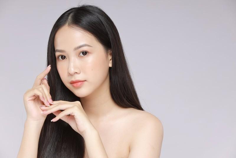 Phương Quỳnh - người đẹp có làn da đẹp nhất Hoa hậu Việt Nam  - ảnh 12