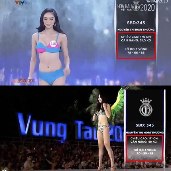 Vì sao số đo của hoa hậu Đỗ Thị Hà có chênh lệch khác thường? - ảnh 25