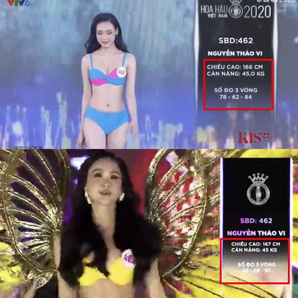 Vì sao số đo của hoa hậu Đỗ Thị Hà có chênh lệch khác thường? - ảnh 28