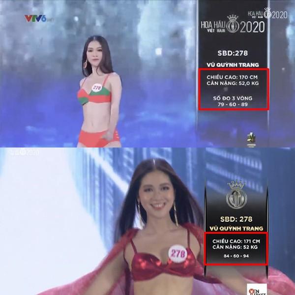 Vì sao số đo của hoa hậu Đỗ Thị Hà có chênh lệch khác thường? - ảnh 22