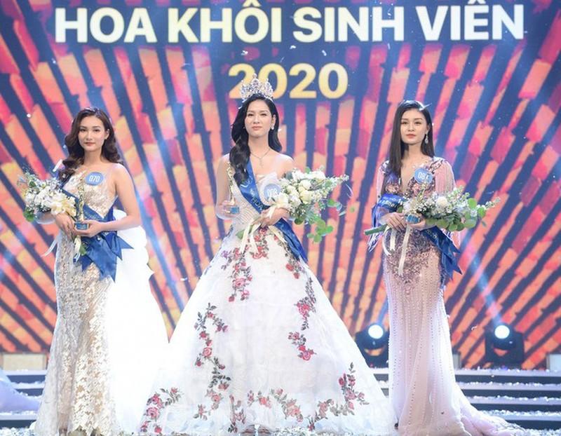 Tường Vy tân Hoa khôi Sinh viên Việt Nam 2020 là ai? - ảnh 17