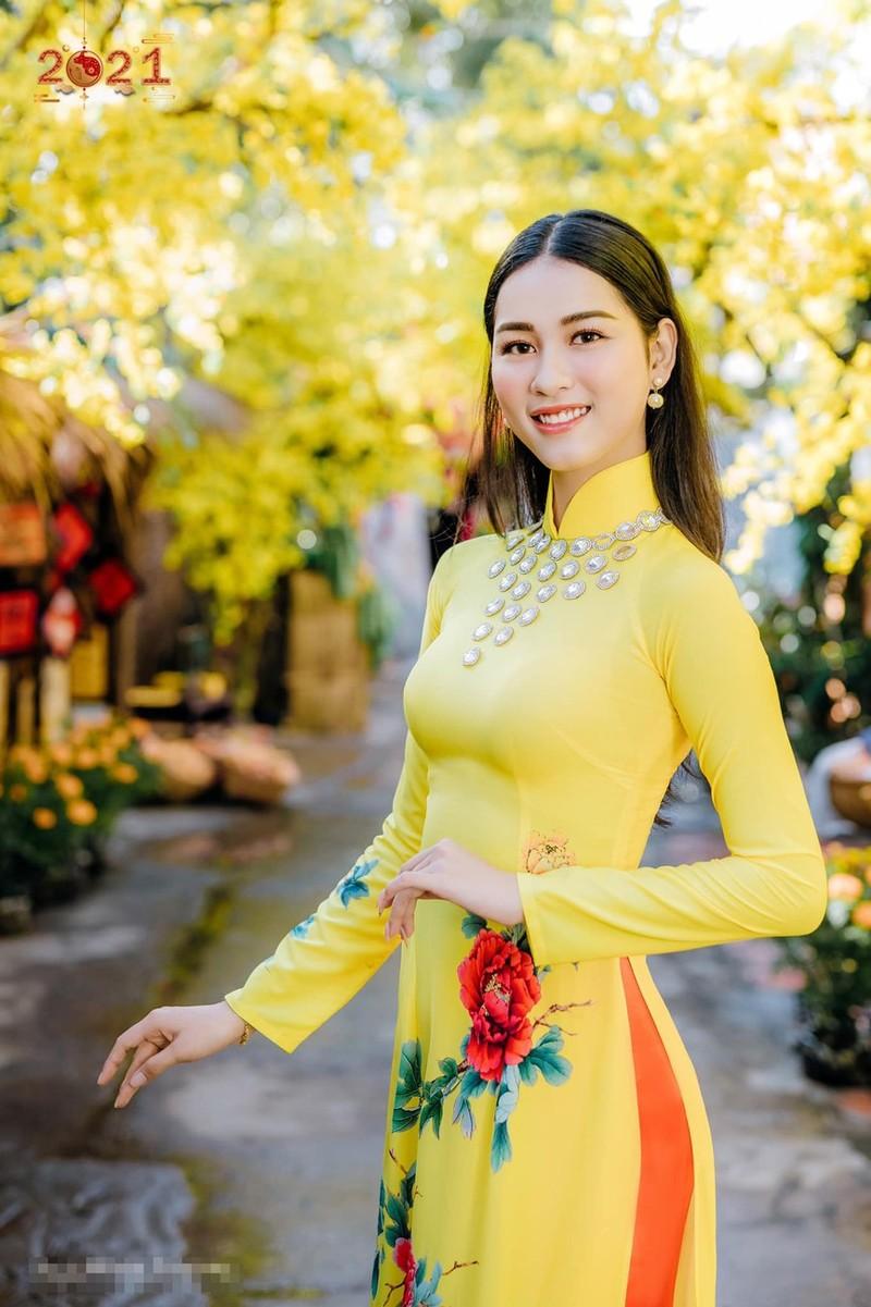 Tường Vy tân Hoa khôi Sinh viên Việt Nam 2020 là ai? - ảnh 14