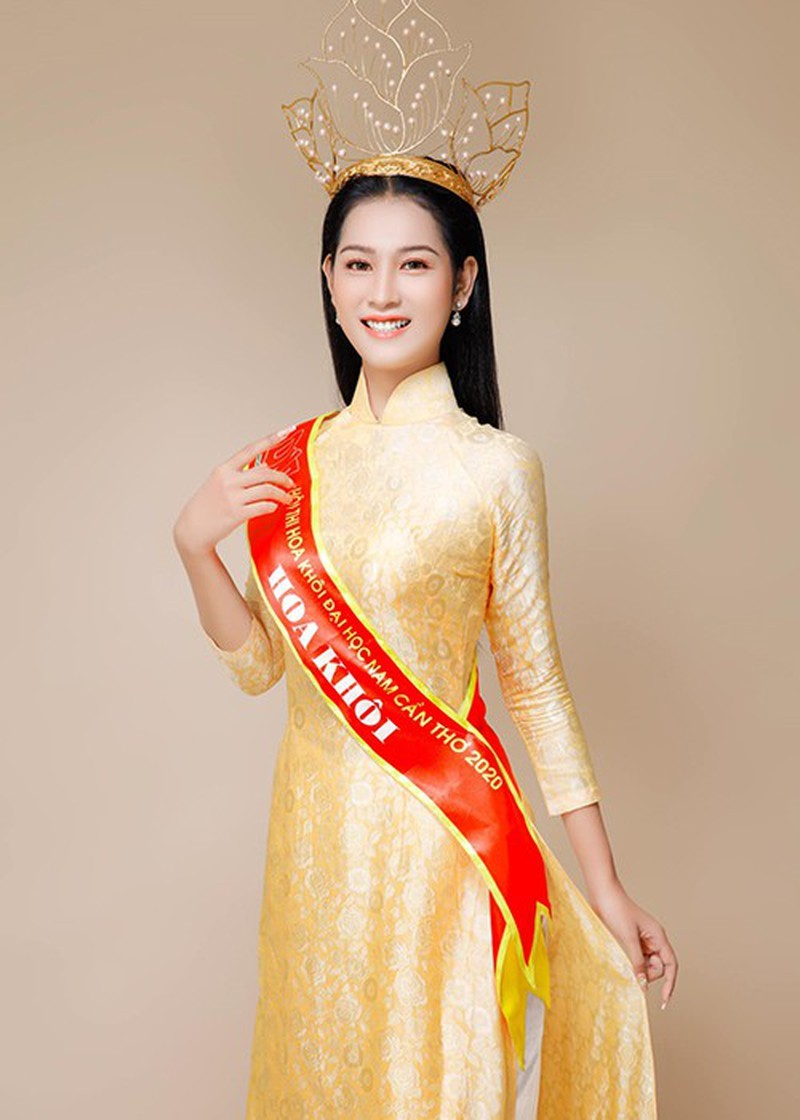 Ngắm Tường Vy tốp 5 Người đẹp Biển Hoa hậu Việt Nam 2020 - ảnh 4
