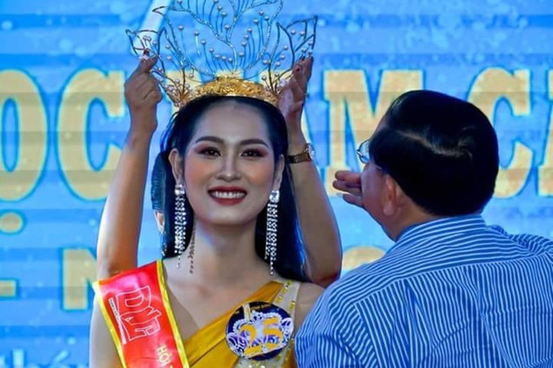 Ngắm Tường Vy tốp 5 Người đẹp Biển Hoa hậu Việt Nam 2020 - ảnh 3