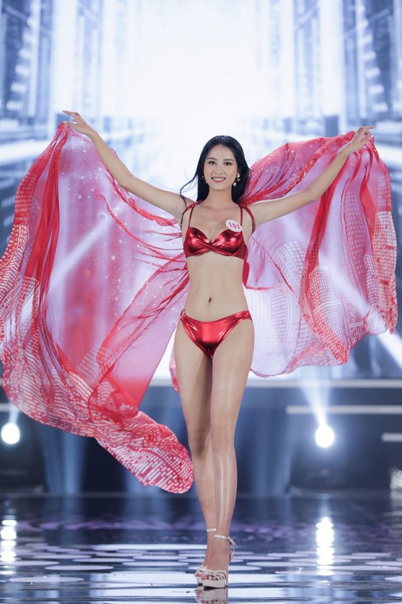 Ngắm người đẹp thi bikini nóng bỏng Hoa hậu Việt Nam 2020 - ảnh 4