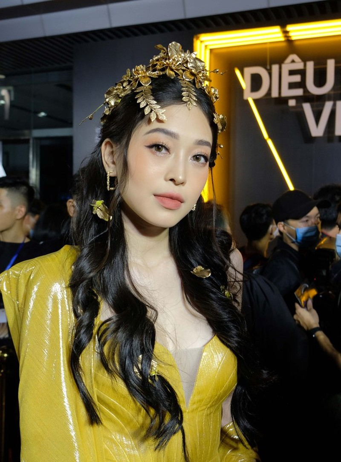 Thủy Tiên được vinh danh, dàn hoa hậu đọ sắc tại WeChoice 2020 - ảnh 9