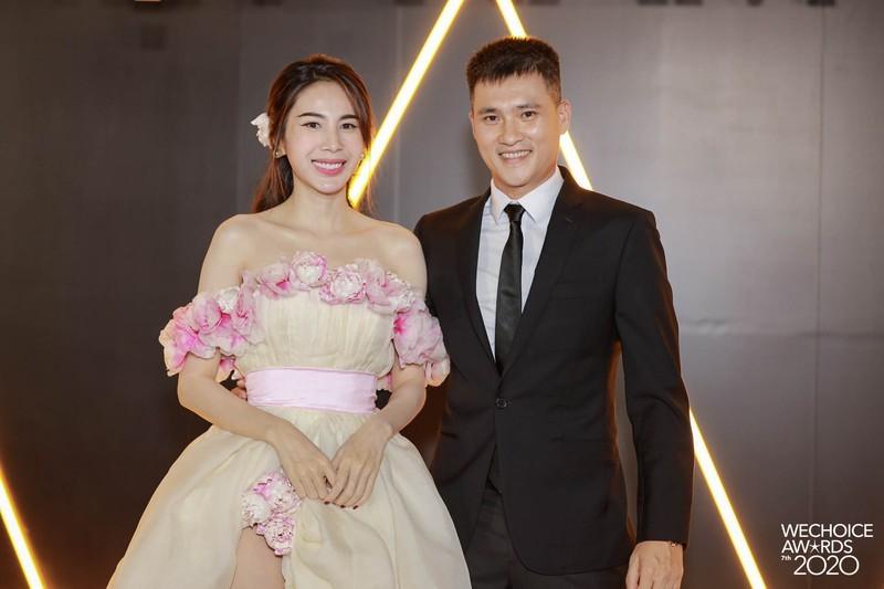 Thủy Tiên được vinh danh, dàn hoa hậu đọ sắc tại WeChoice 2020 - ảnh 1
