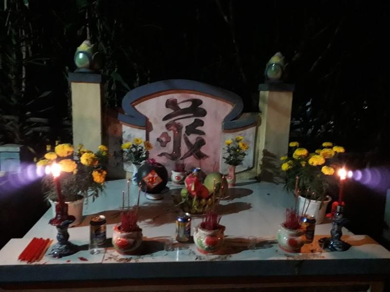 Lau dọn bàn thờ đón tết Tân Sửu 2021 - ảnh 13