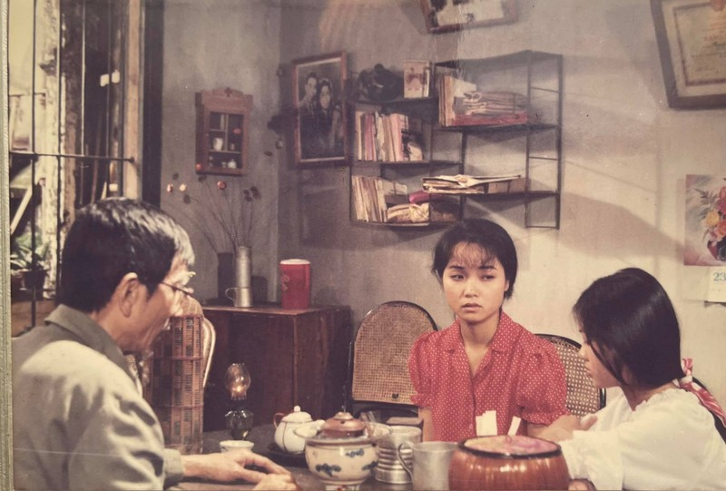 Chiều Xuân, Vân Dung, Mai Thu Huyền tưởng nhớ NSND Trần Hạnh  - ảnh 9
