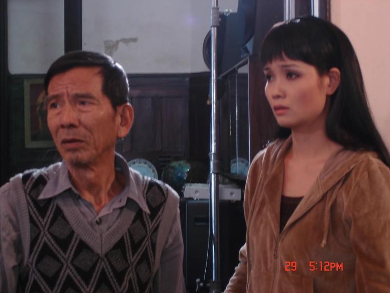 Chiều Xuân, Vân Dung, Mai Thu Huyền tưởng nhớ NSND Trần Hạnh  - ảnh 11
