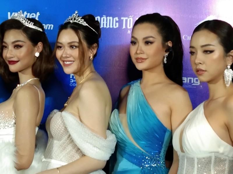 Mr Đàm lạc giữa dàn người đẹp ở Miss World Vietnam 2021 - ảnh 6