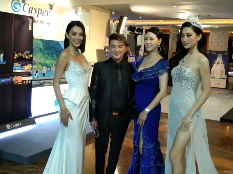 Mr Đàm lạc giữa dàn người đẹp ở Miss World Vietnam 2021 - ảnh 2