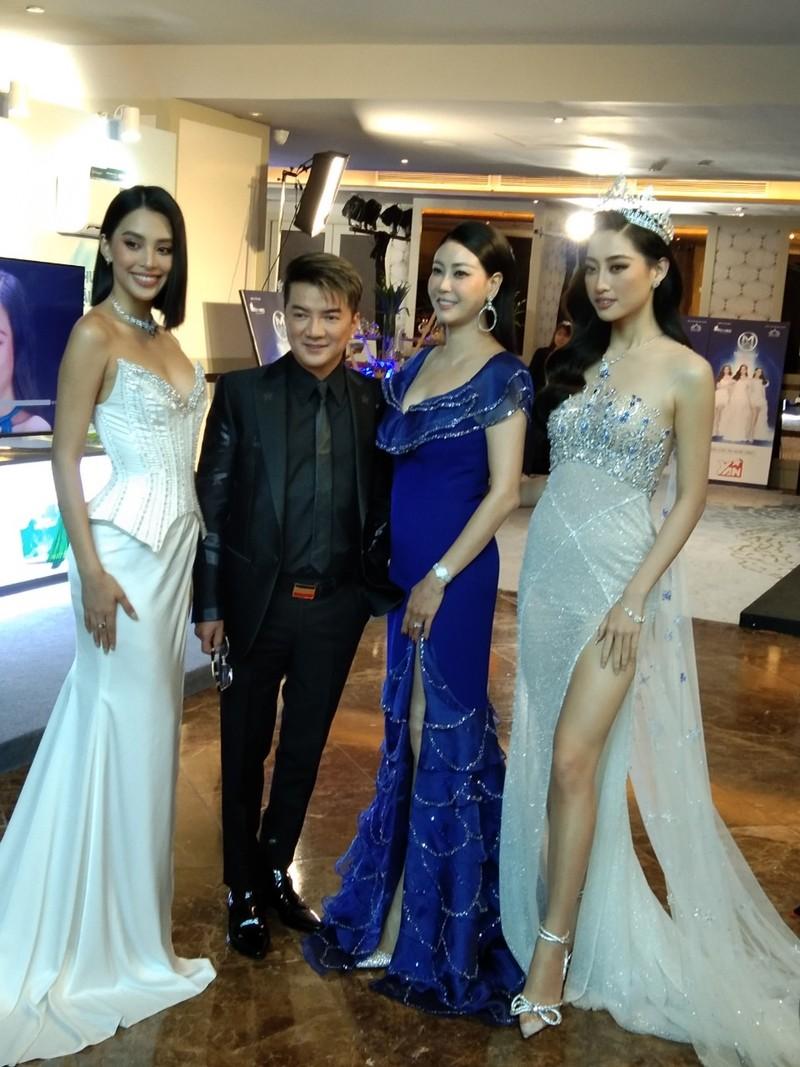 Mr Đàm lạc giữa dàn người đẹp ở Miss World Vietnam 2021 - ảnh 1