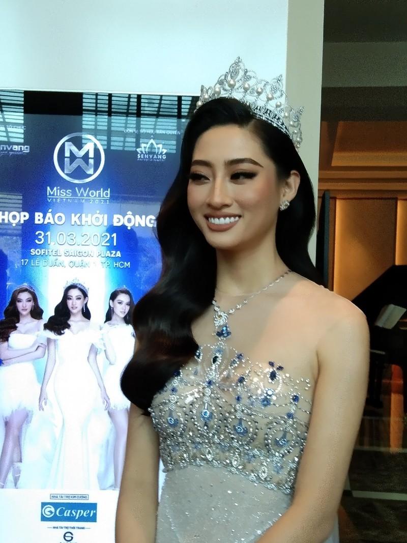 Mr Đàm lạc giữa dàn người đẹp ở Miss World Vietnam 2021 - ảnh 4