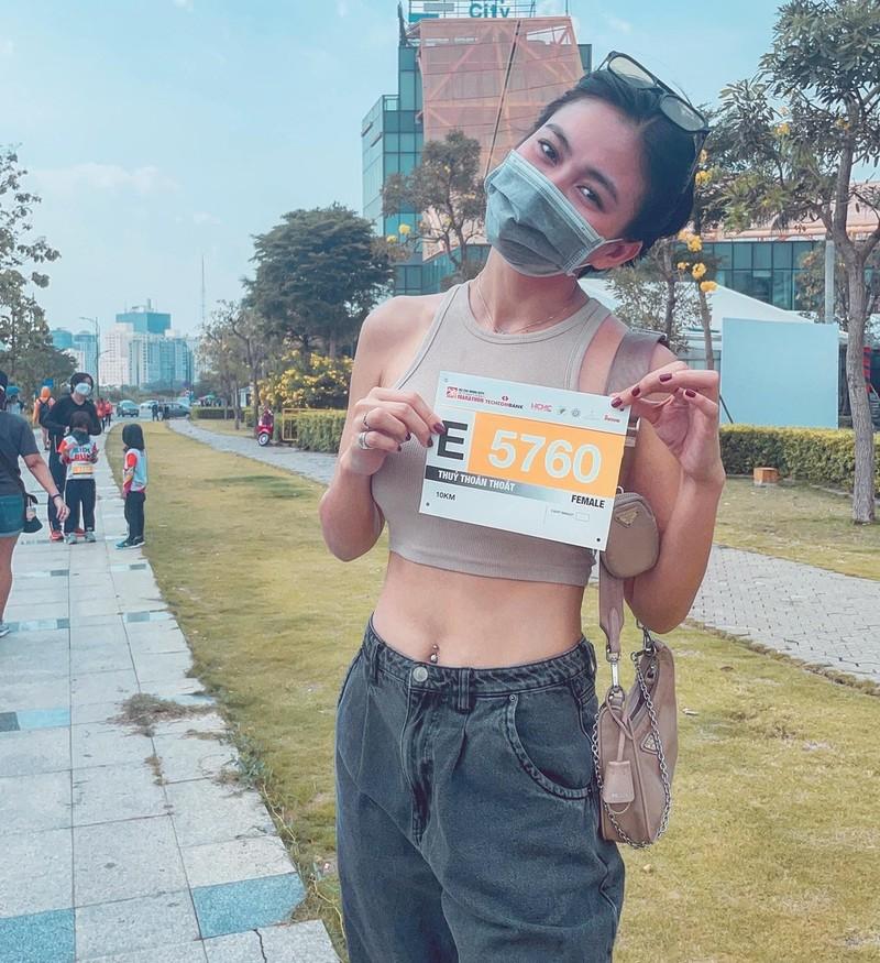 Sao Việt cùng dàn hoa, á hậu khoe dáng gợi cảm - ảnh 7