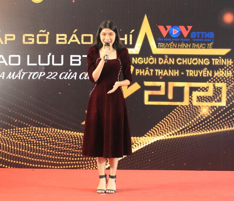 22 thí sinh vào bán kết Người dẫn chương trình - ảnh 1
