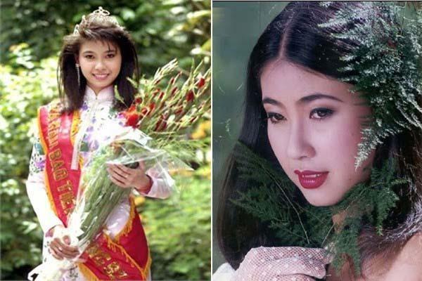 Hoa hậu Hà Kiều Anh khoe dáng gợi cảm trước biển - ảnh 2