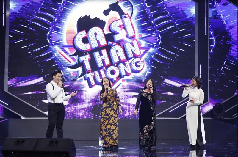 4 bản sao Thái Thanh-Khánh Ly khiến Trấn Thành xúc động - ảnh 1