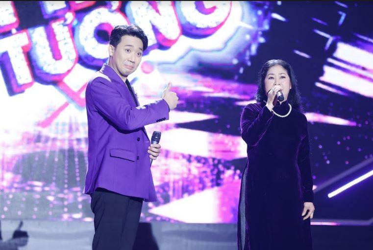 Trấn Thành giả giọng Khánh Ly hát cùng 1 thí sinh đặc biệt - ảnh 3
