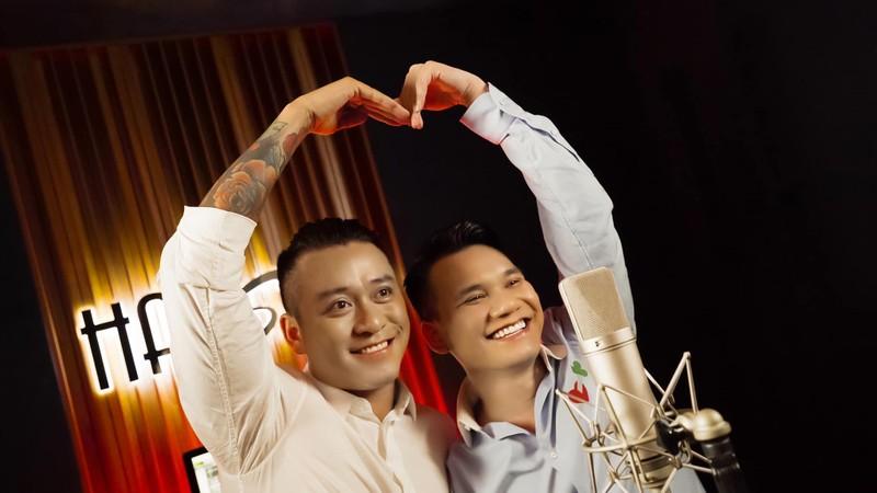 Khắc Việt, Tuấn Hưng ra MV ủng hộ tinh thần Sài Gòn chống dịch - ảnh 2