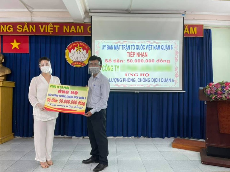 Sao Việt chung tay giúp đỡ người dân, ý bác sĩ chống dịch - ảnh 5