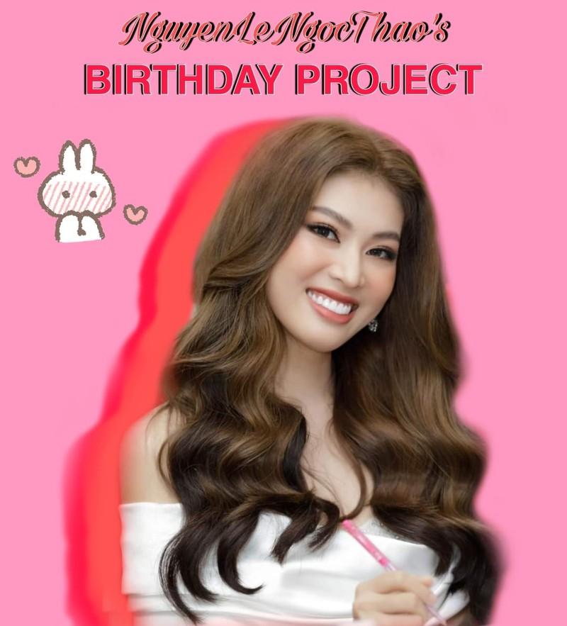 Á hậu Ngọc Thảo đón sinh nhật ý nghĩa bằng việc thiện nguyện - ảnh 12