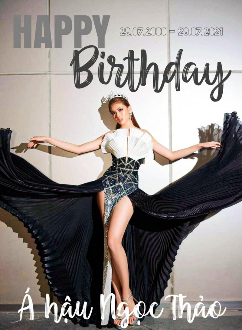 Á hậu Ngọc Thảo đón sinh nhật ý nghĩa bằng việc thiện nguyện - ảnh 16
