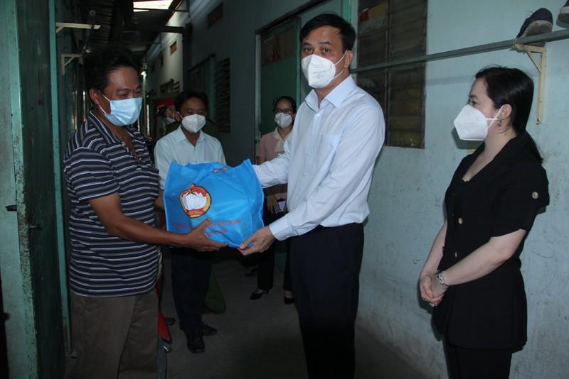 Xây dựng nhà trọ an toàn thực hiện 'vùng xanh' ở xã Vĩnh Lộc B - ảnh 7