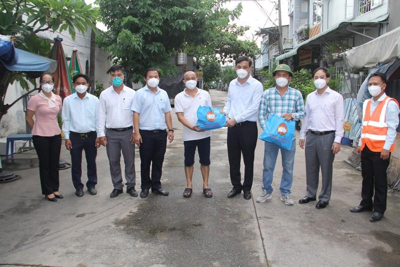 Xây dựng nhà trọ an toàn thực hiện 'vùng xanh' ở xã Vĩnh Lộc B - ảnh 6