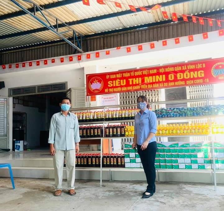Xây dựng nhà trọ an toàn thực hiện 'vùng xanh' ở xã Vĩnh Lộc B - ảnh 11