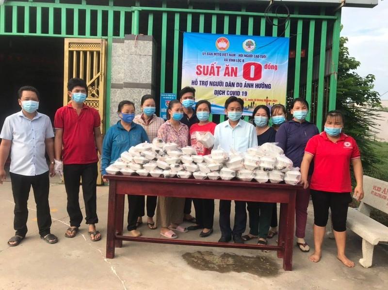 Xây dựng nhà trọ an toàn thực hiện 'vùng xanh' ở xã Vĩnh Lộc B - ảnh 12