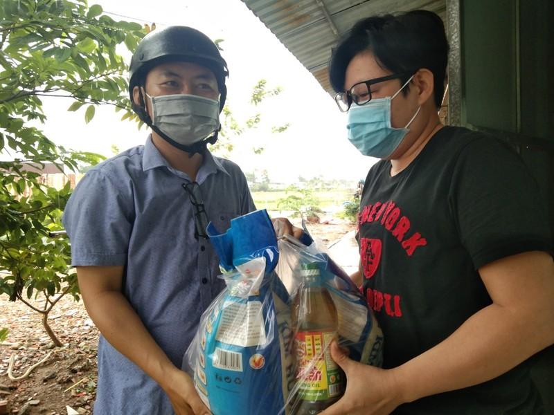 Xây dựng nhà trọ an toàn thực hiện 'vùng xanh' ở xã Vĩnh Lộc B - ảnh 4