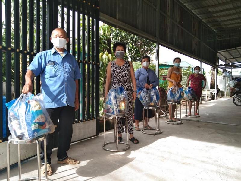 Xây dựng nhà trọ an toàn thực hiện 'vùng xanh' ở xã Vĩnh Lộc B - ảnh 14