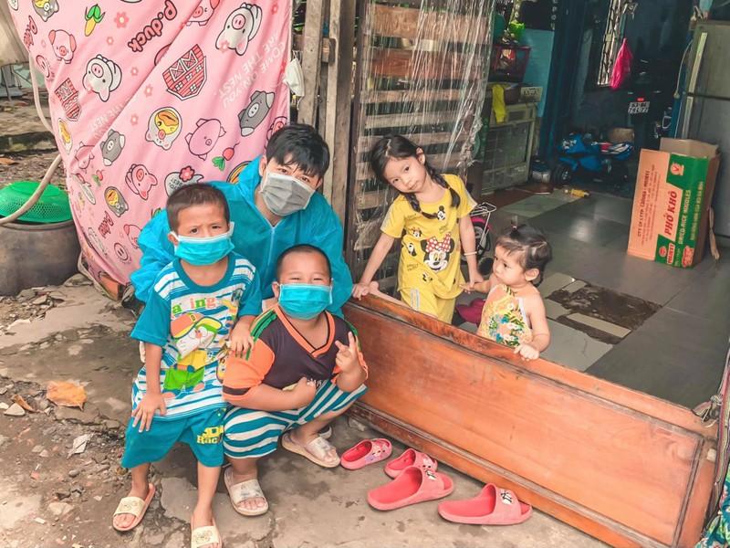 H'Hen Niê, Nguyễn Văn Chung, Đàm Vĩnh Hưng hỗ trợ trẻ em mùa dịch - ảnh 3