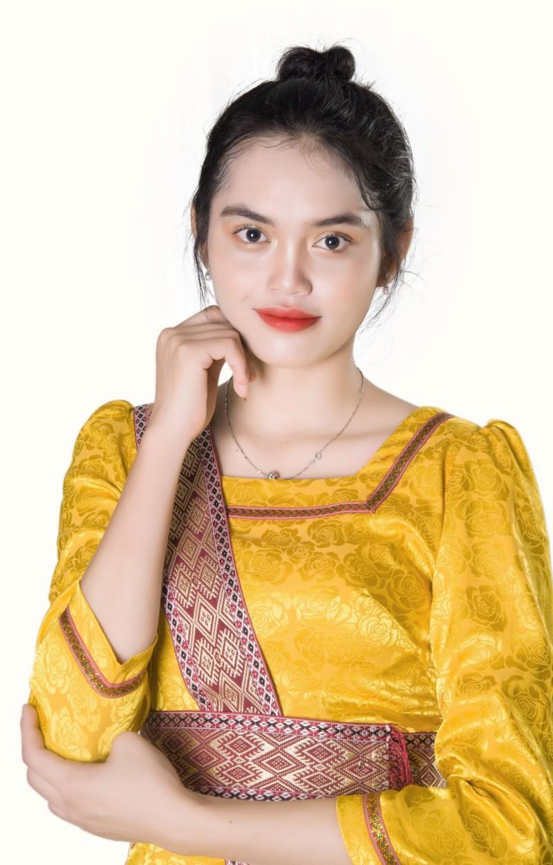 Huyền Trân - niềm tự hào dân tộc Chăm Ninh Thuận thi Hoa hậu Hoàn vũ Việt Nam  - ảnh 5