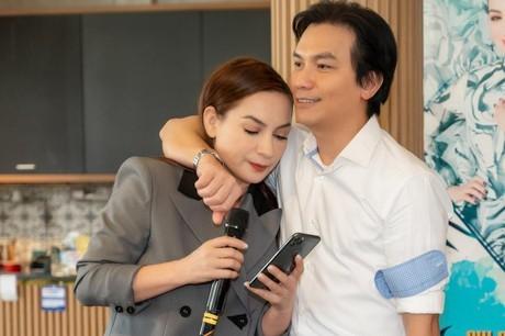 Mạnh Quỳnh tiễn biệt Phi Nhung bằng bài tân cổ 'Khóc bạn đêm mưa' - ảnh 2