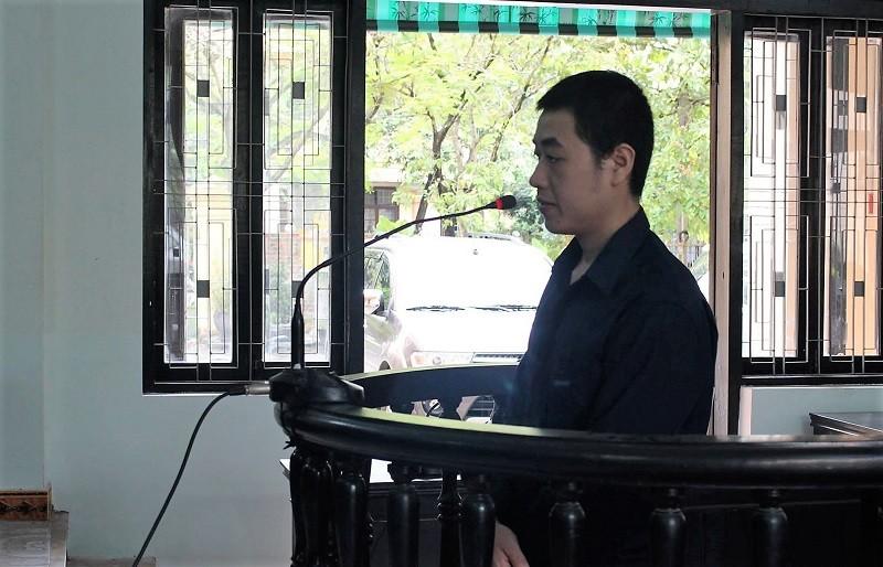 Kẻ dùng súng cướp ngân hàng BIDV ở Huế lãnh án - ảnh 1