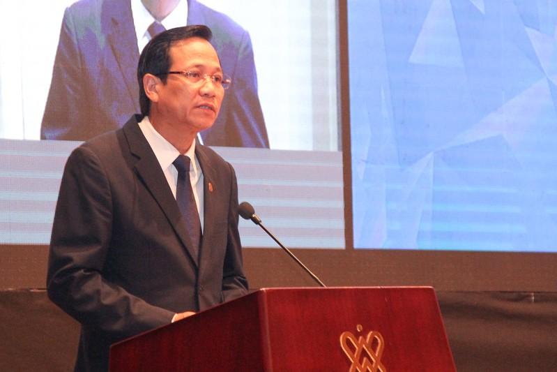 Khai mạc Đối thoại công - tư về Phụ nữ và Kinh tế APEC - ảnh 1
