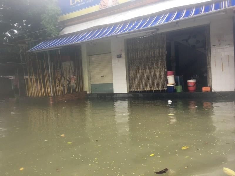 Lũ lên, bốn bề xứ Huế lại ngập trong nước - ảnh 5