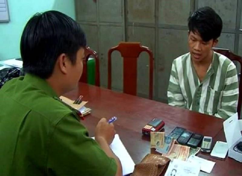 Siêu trộm ở Huế trốn vào TP.HCM  - ảnh 1