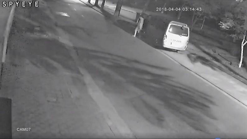 Truy tìm tài xế gây tai nạn khiến 2 người thương vong - ảnh 1